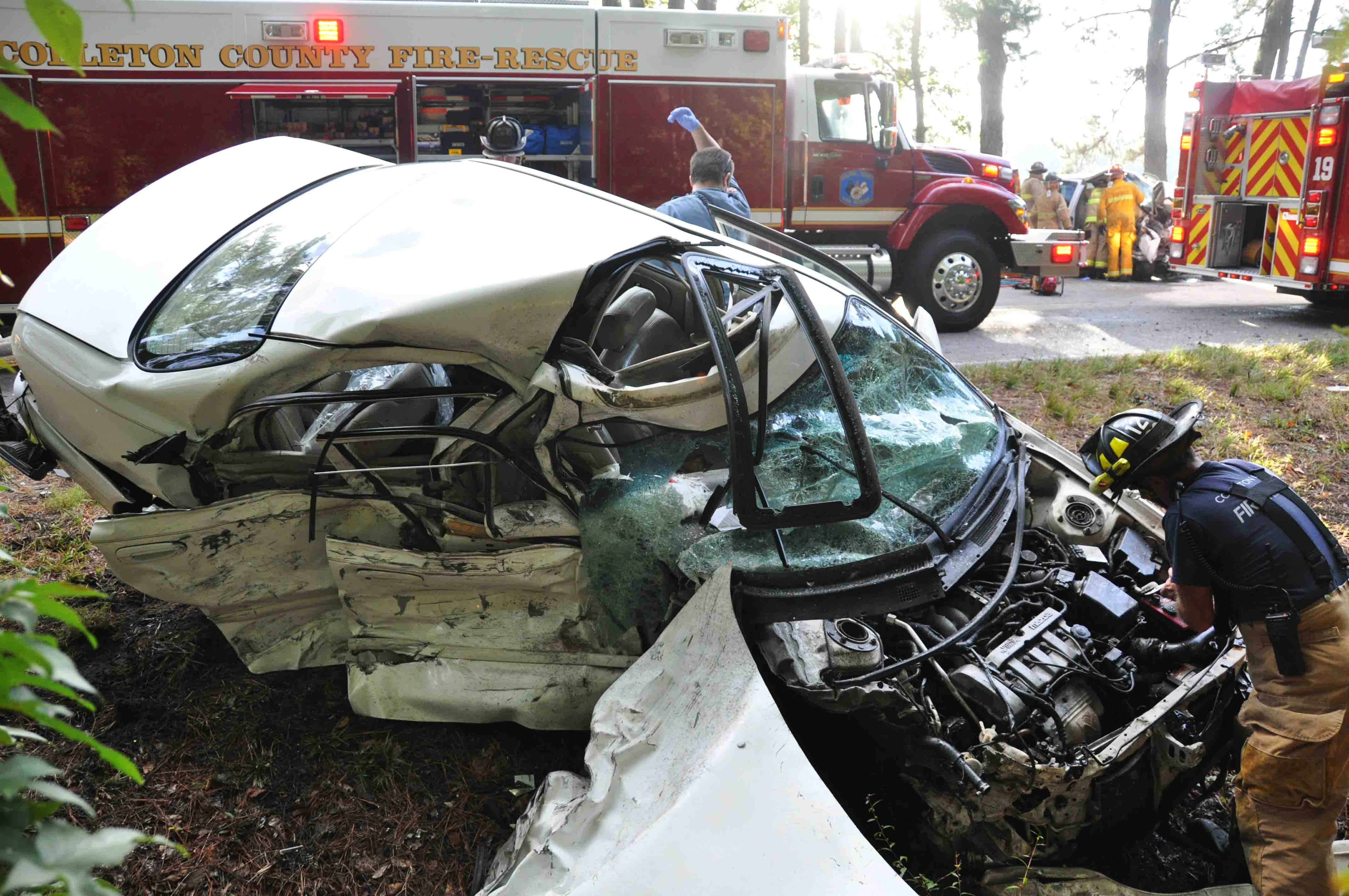 09/27/2011 Fatal MVC with entrapment