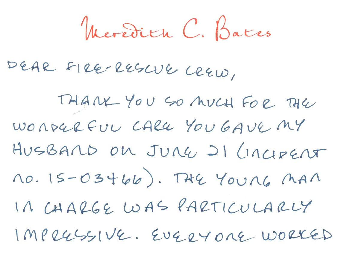 Ccfr thank you letters thank you letter from charleston sc resident received on july 12 2015 expocarfo Image collections